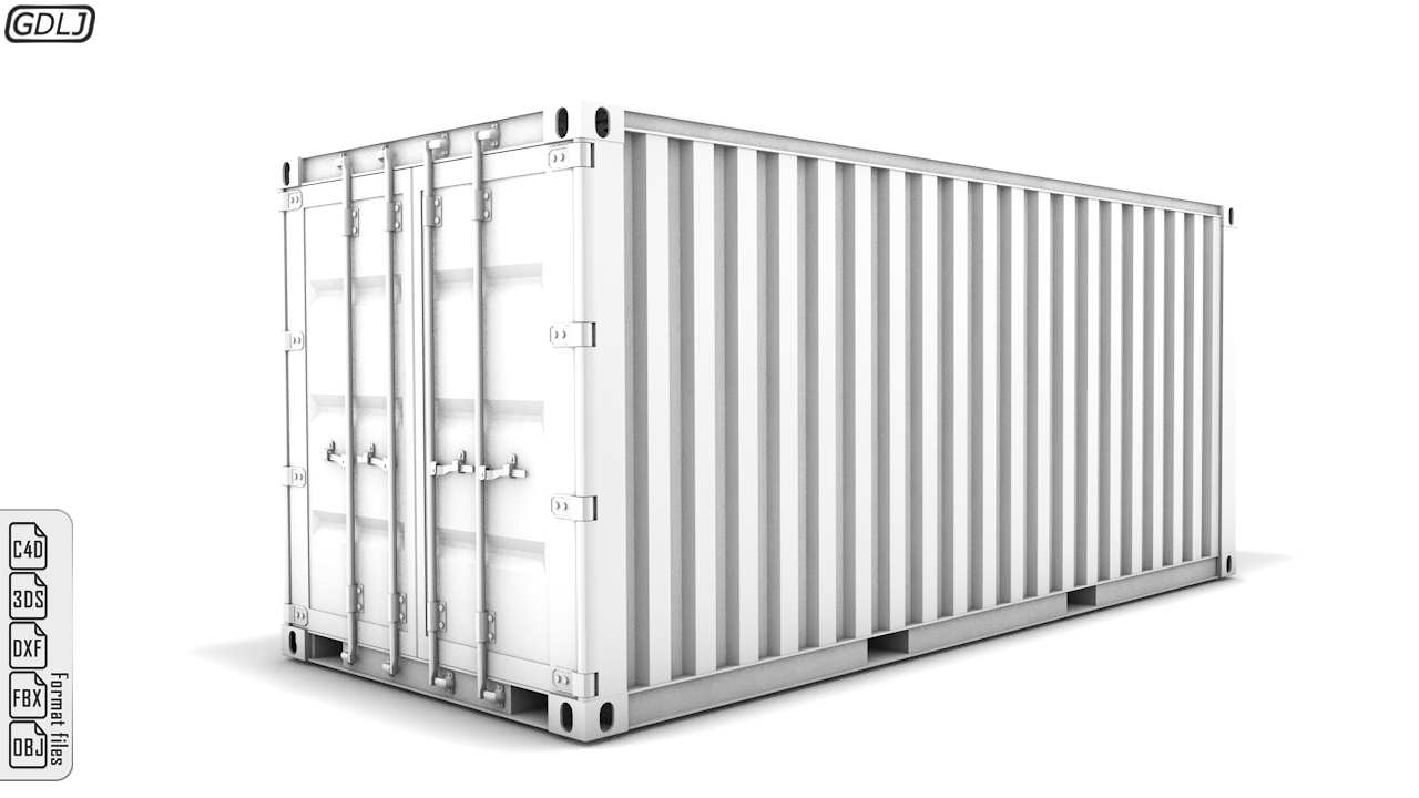 Shipping Container Detailed Model Shipping Container Buy Shipping Container Container