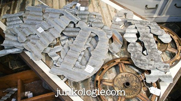 Tin Letters Corrugated Tin Letters Decor  Crafts  Pinterest  Corrugated Tin