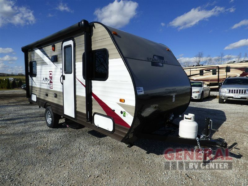 New 2016 Starcraft AR-ONE 17RD Travel Trailer at General RV | North Canton, OH | #131607