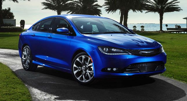 2015 Chrysler 200c Blue Chrysler 200 Chrysler 200s Chrysler