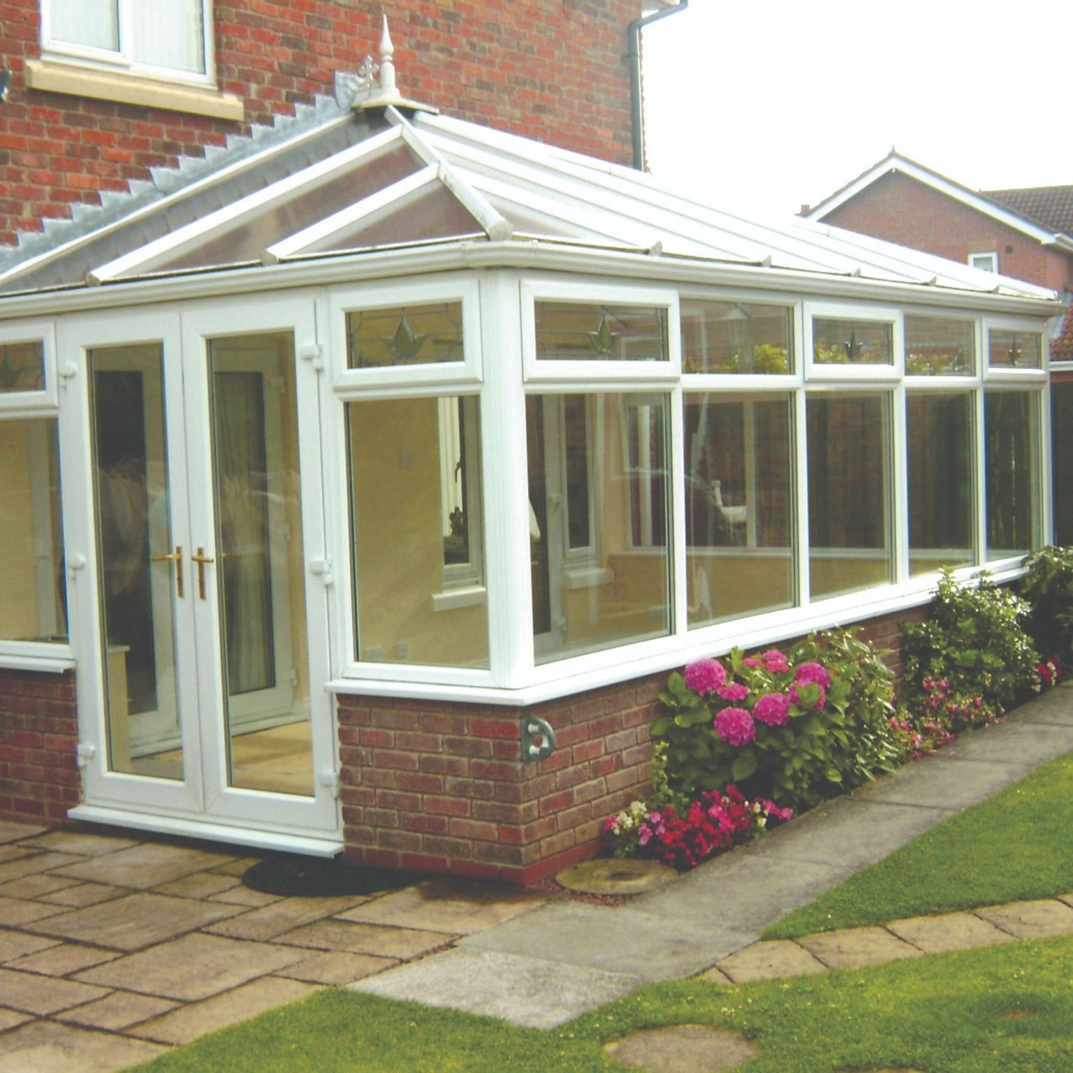 Conservatory Roof Conversion Tiled Conservatory Roof Conservatory Roof Living Room Design Modern
