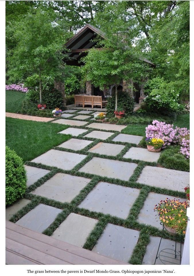 Garden Paving Ideas Pictures