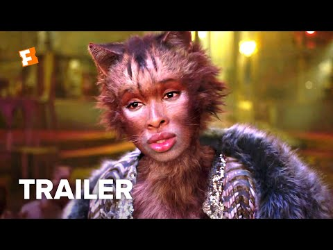 Cats Trailer 1 2019 Movieclips Trailers Youtube In 2020 Cat Movie Movieclips Trailers Jennifer Hudson