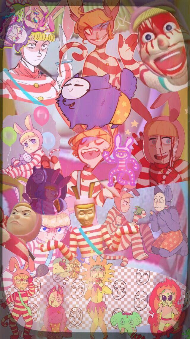 Wallpaper Make For A Friend Popee The Performer Anime Pixel Art Anime
