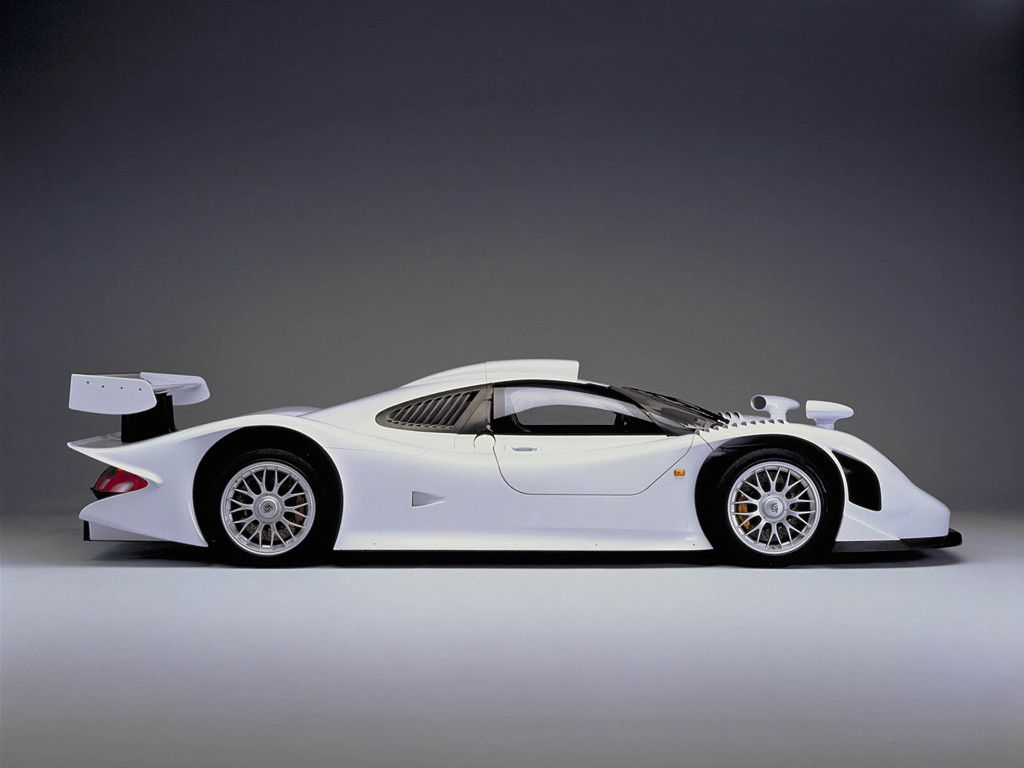 Porsche GT 1 | Dudepins - The Site for Men & Manly Interests