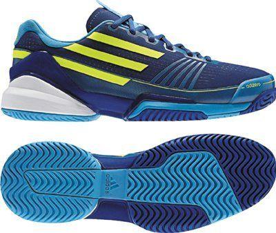 Adidas adiZero Feather Men's Tennis Shoe adidas. $109.95