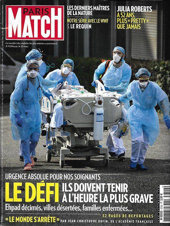 """Les infos de 6h Confinement """"Où est la police"""