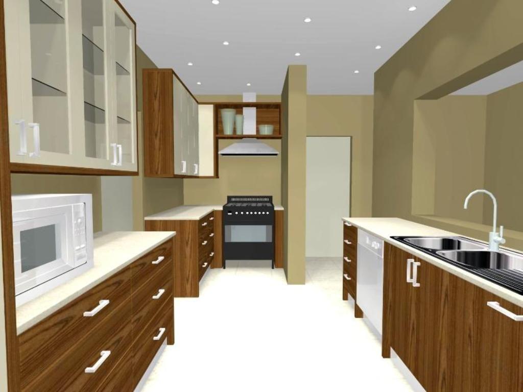 3d Restaurant Kitchen Design 3d Kitchen Design Kitchen Design