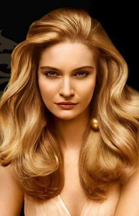 Elegant Light Golden Blonde Hair Color Home Design Ideas
