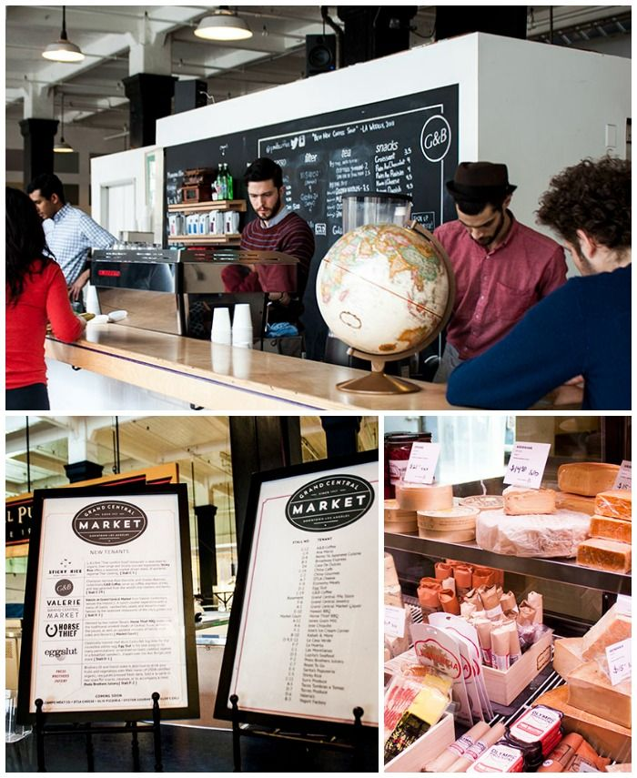 Grand Central Market-Downtown LA City Guide for the Family