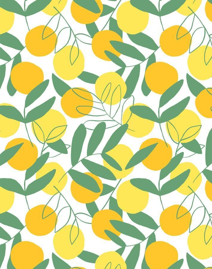 Citrus Yellow Iphone Wallpaper Yellow Yellow Wallpaper Yellow Aesthetic Pastel