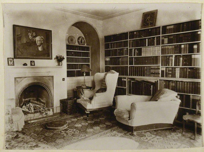 Mid late 1920s npg ax13035 national portrait gallery for Room decor 1920s