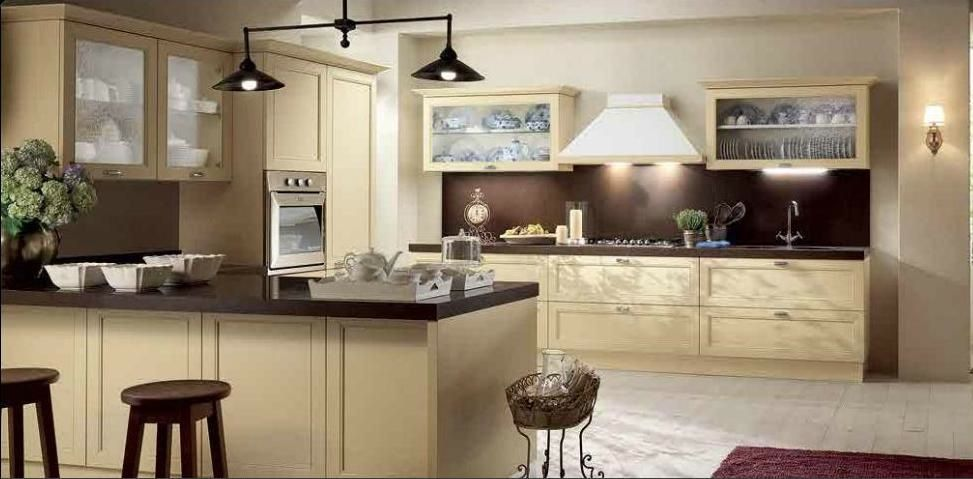 kitchen colors with cream cabinets ideas paint