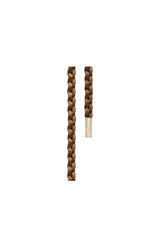 Twisted Mokuba Silk String camel end pieces