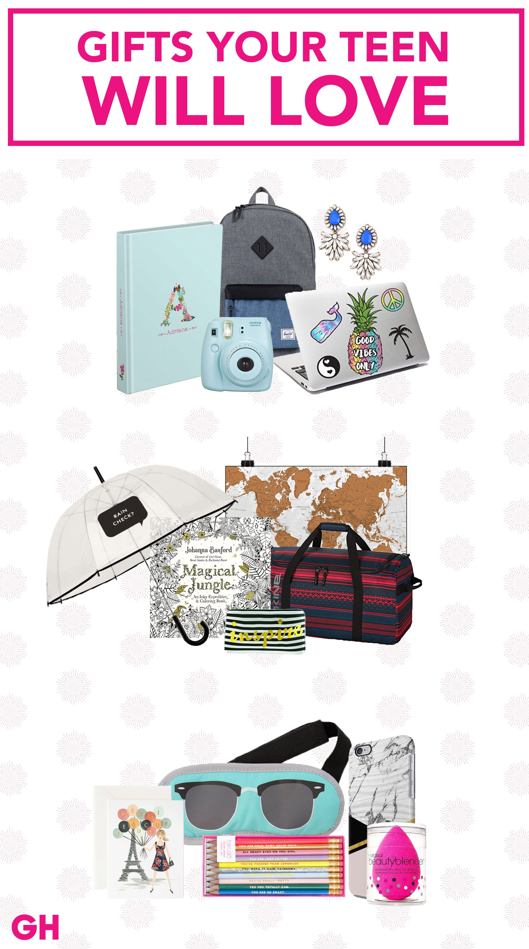20+ Trendy Christmas Gifts for Teenage Girls |Christmas Stuff For Teen Girl