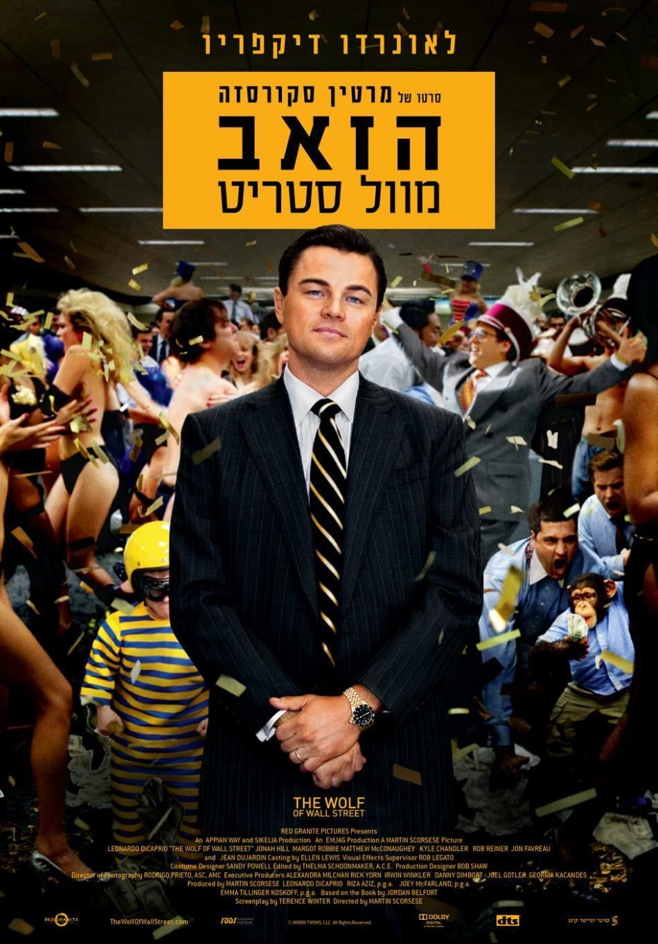 The Wolf Of Wall Street 2013 Complet Telechargements For Free Dinding Jalan Film Bagus Martin Scorsese