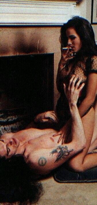 Peter steele nude confirm