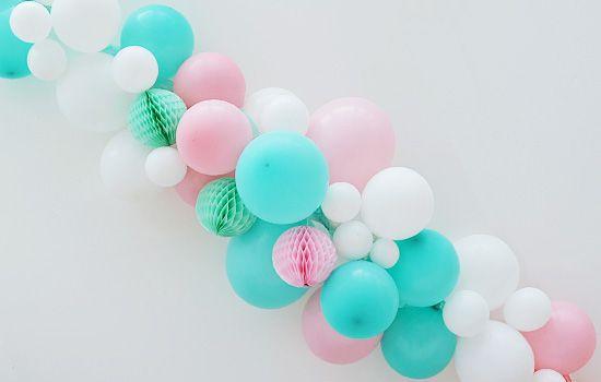 Balloon Arch ganz einfach selber machen #balloonarch