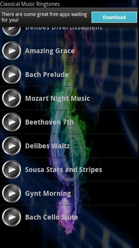 Рингтоны классический музыка скачать бесплатно
