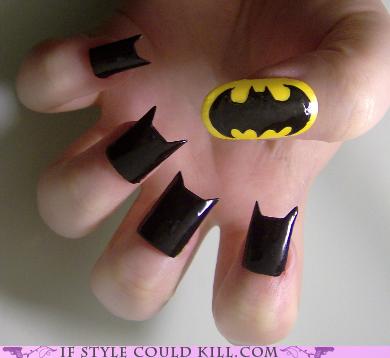 Batman obsession.