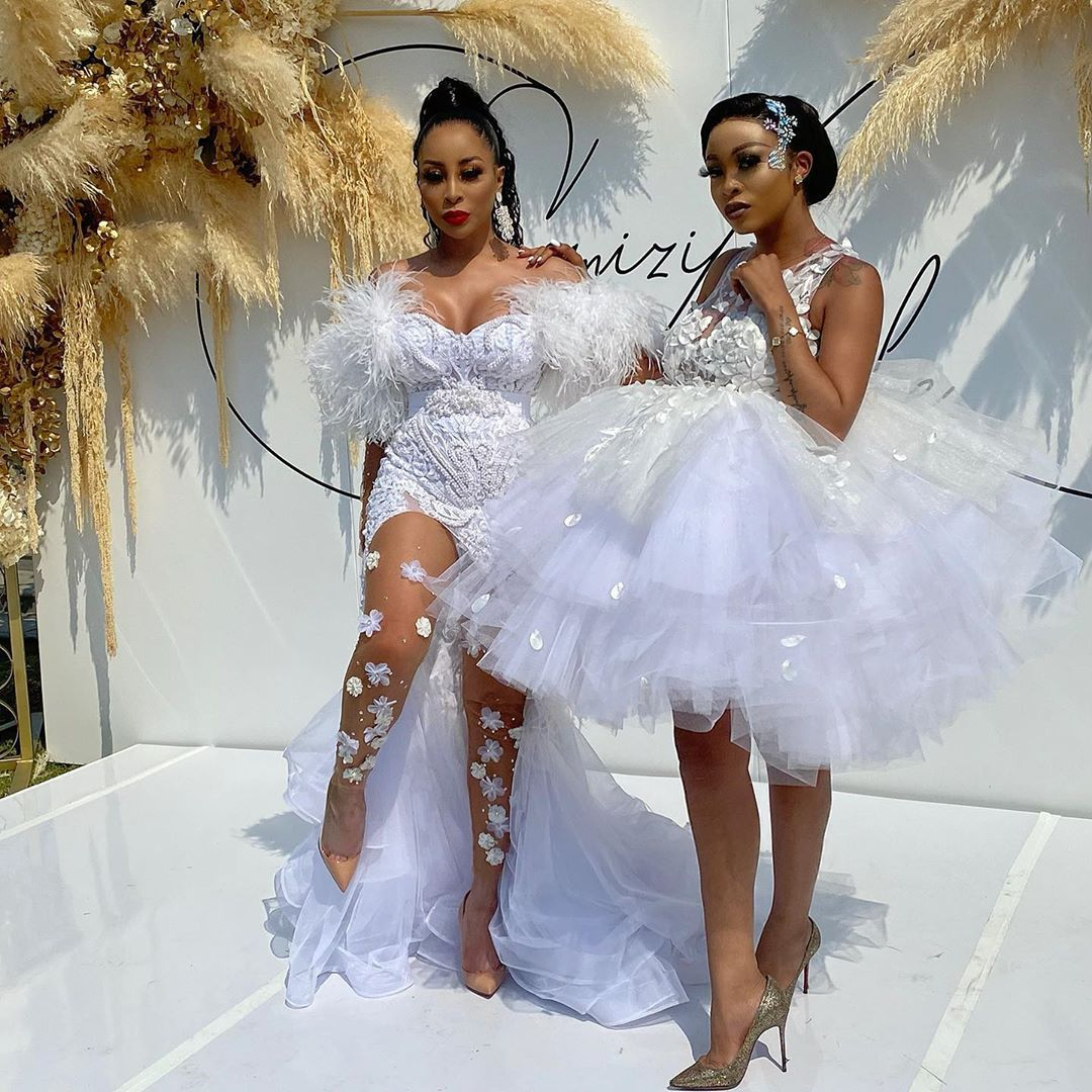 South Africa Trending Dresses To Rock Your Event Trending Dresses Wedding Dresses High Low African Fashion Women [ 1080 x 1080 Pixel ]