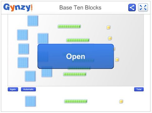 Teach students number patterns using this interactive Base Ten ...