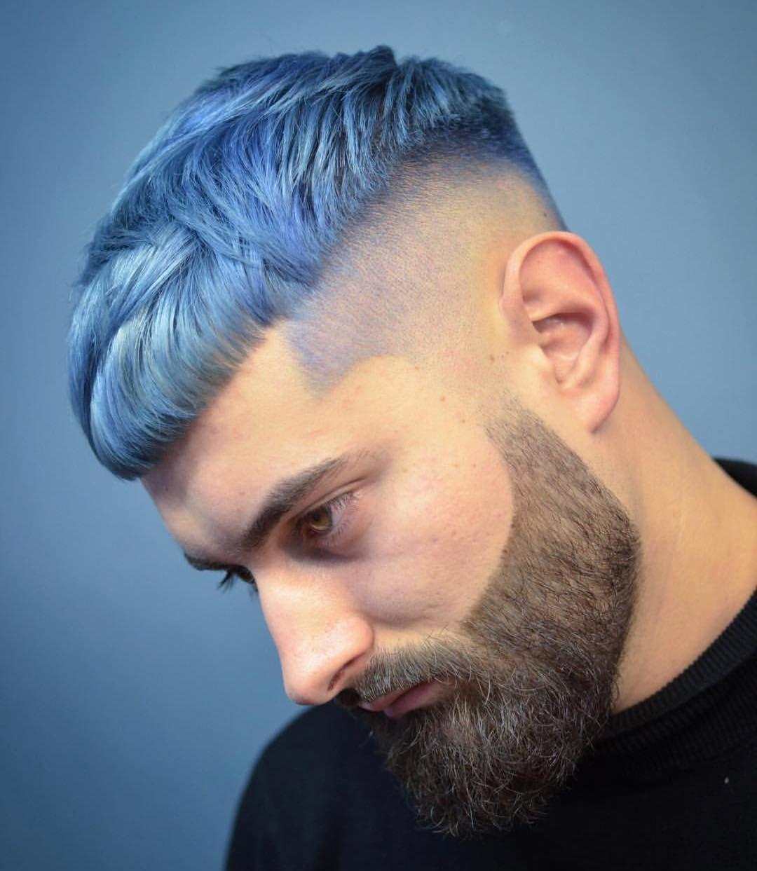 Men S Hair Haircuts Fade Haircuts Short Medium Long Buzzed Side Part Long Top Short Sides Hair Styl Mens Hair Colour Men Hair Color Hair Color Trends