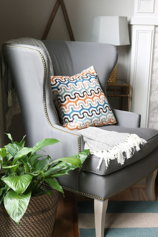 Functional U0026 Beautiful: Sunbrella Fabric Indoors