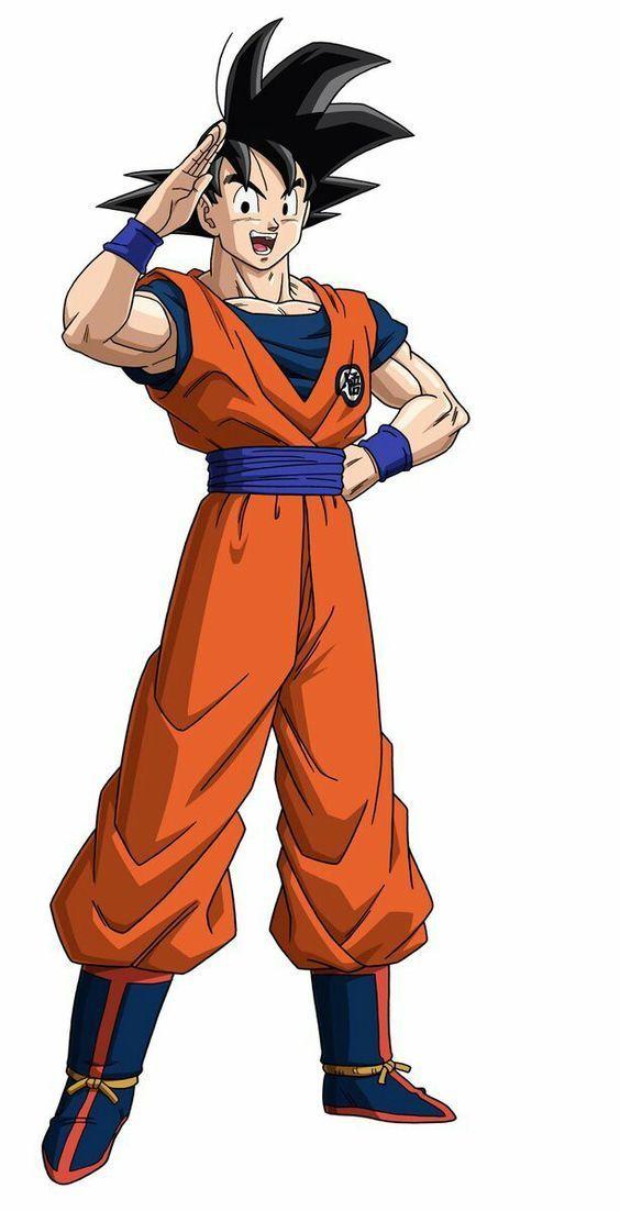 Pin De Williams Jose Rios Em Funimation Foto Do Goku Goku Goku Crianca