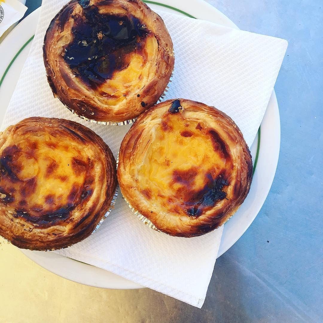 Pasteis de Nata  #portugal #algarve #pasteisdenata #travel #reizen by misslipgloss