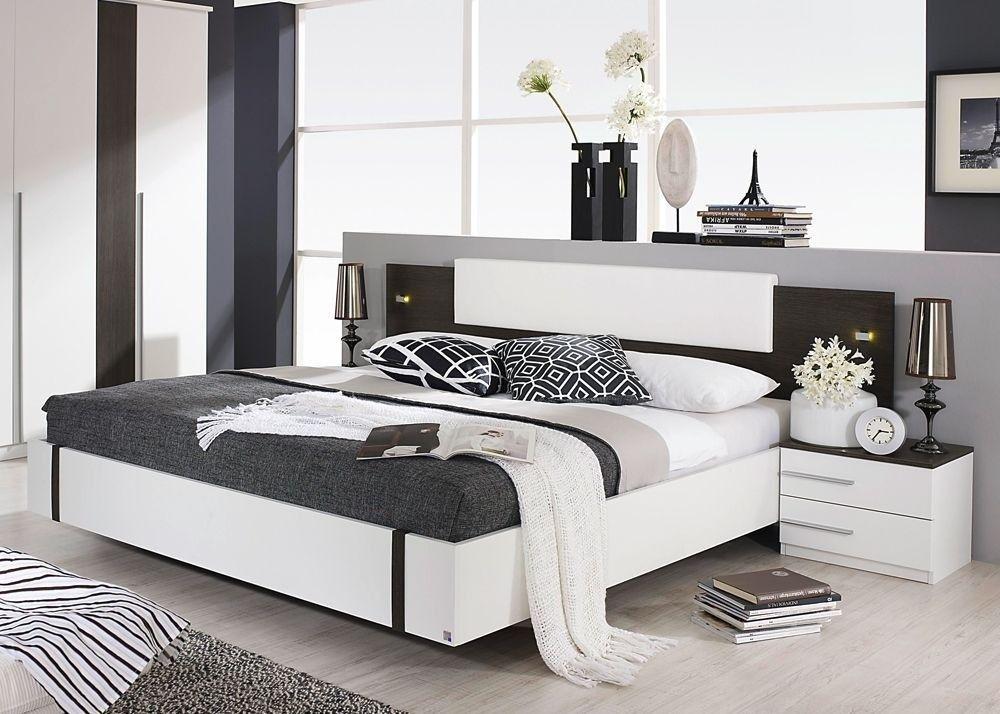 Schlafzimmer Wenge ~ Bettanlage calvia alpinweiß wenge shiraz buy now at