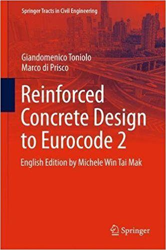 Reinforced Concrete Design To Eurocode 2 Education Pinterest
