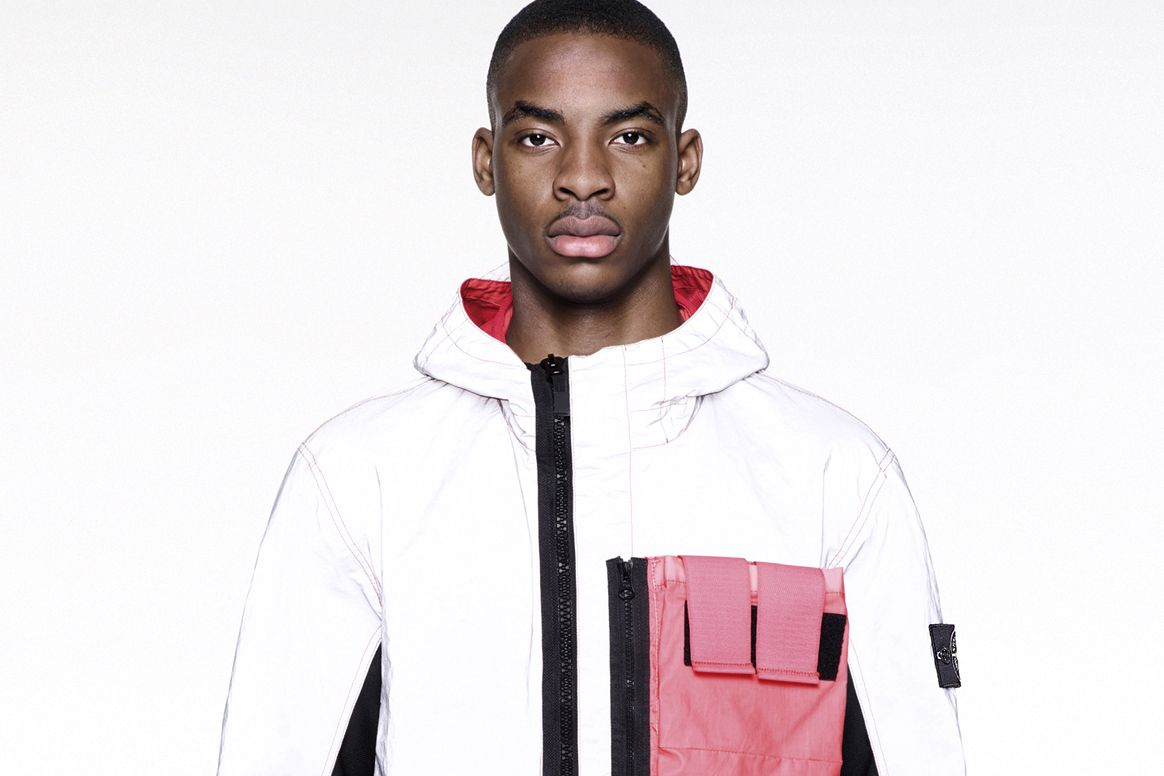 Stone Island's 2017 Spring/Summer Collection Highlights Pastels and Pockets