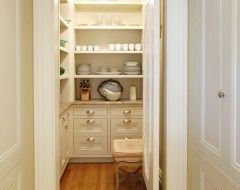 OHH - walk-in pantry, or dressing room/wardrobe