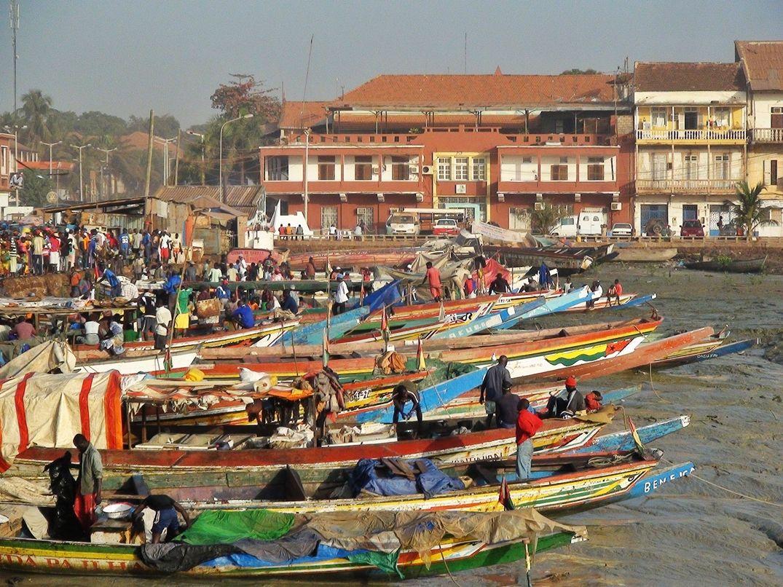 Pin On Guinea Bissau