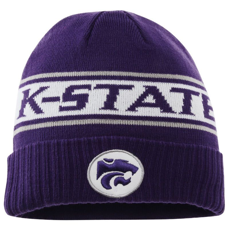 cfebf36957b ... where can i buy kansas state wildcats nike youth sideline knit hat  purple 93d9b 91072