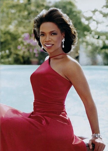 Oprah Winfrey In Vogue