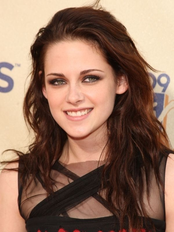 K Stew Kristen Stewart Hair Kristin Stewart Hairstyles For Thin Hair