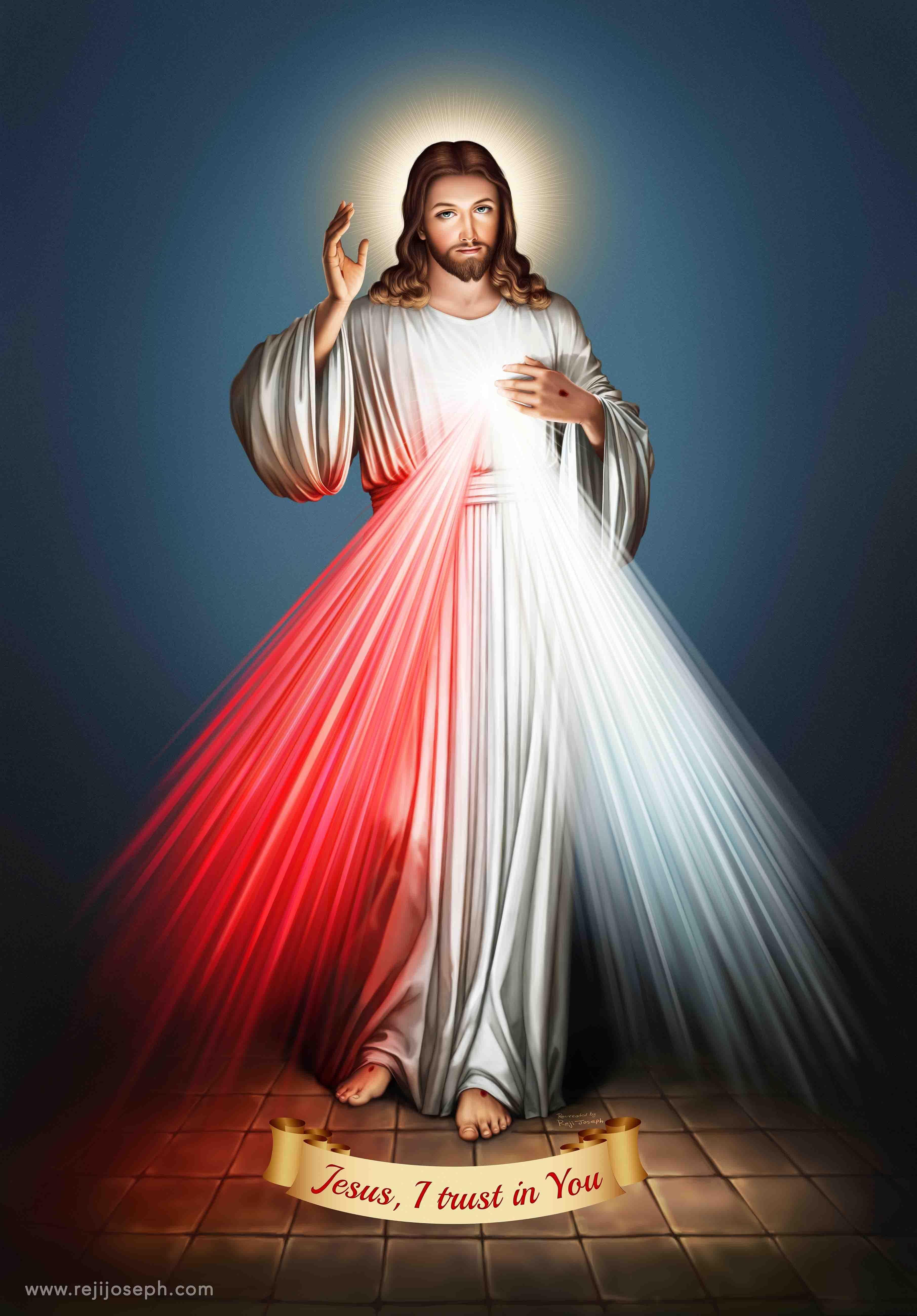 divine mercy image mobile