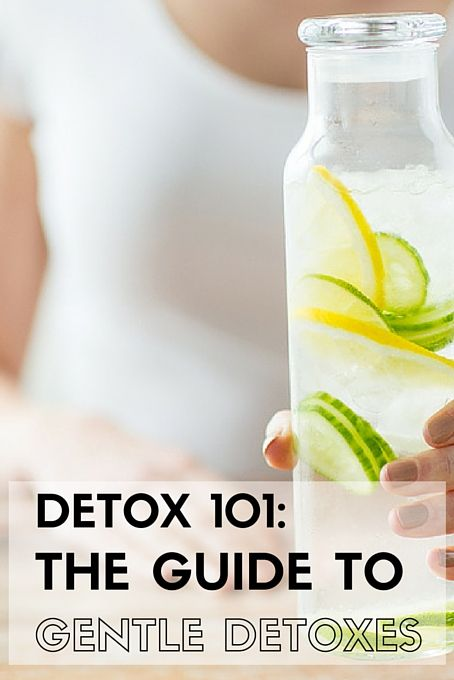 Seasonal transitions are a great time to try a detox diet to get your digestive system functioning optimally.