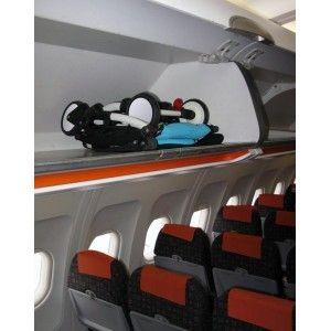 poussette yoyo en avion