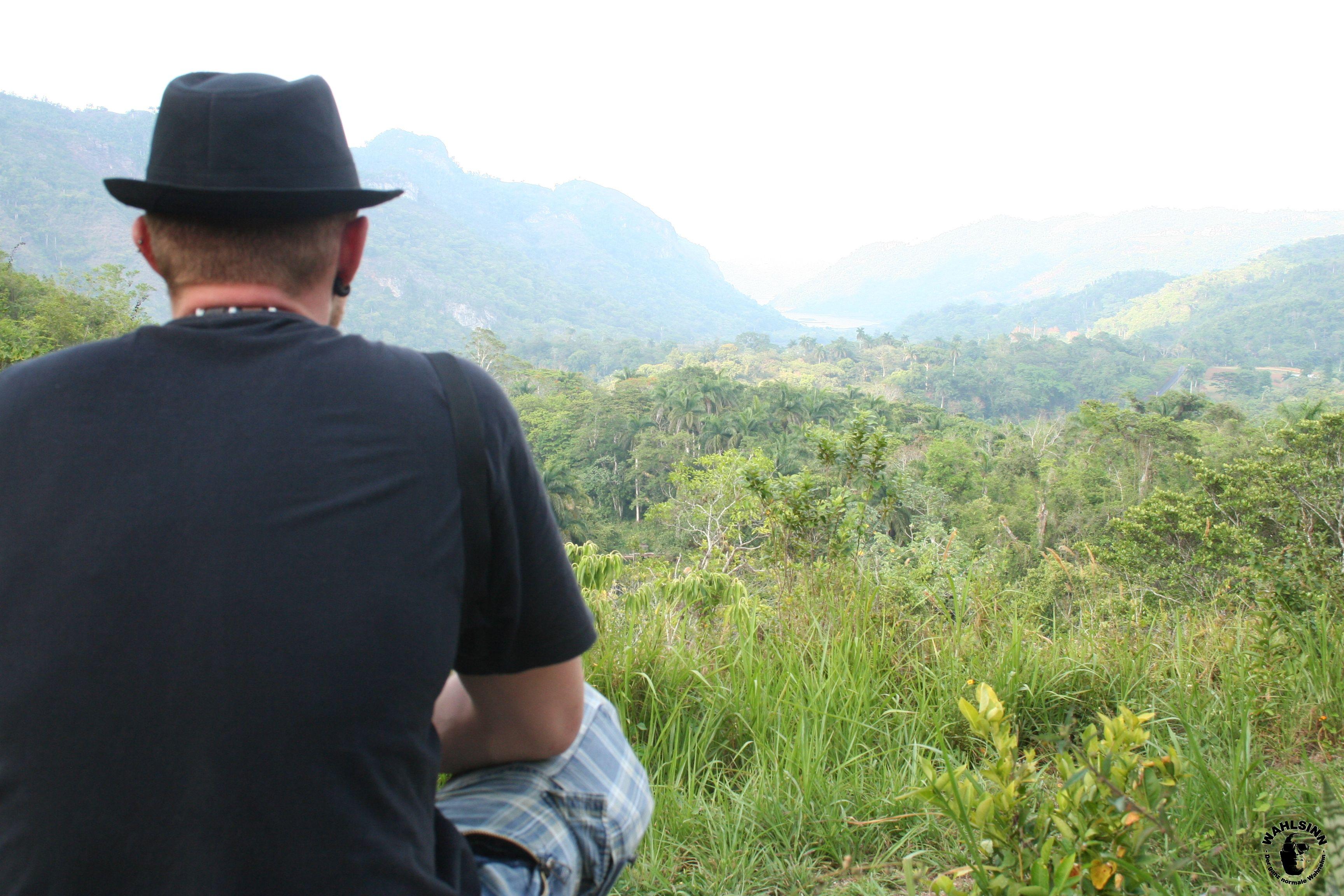 El Nicho Aussicht - Kuba