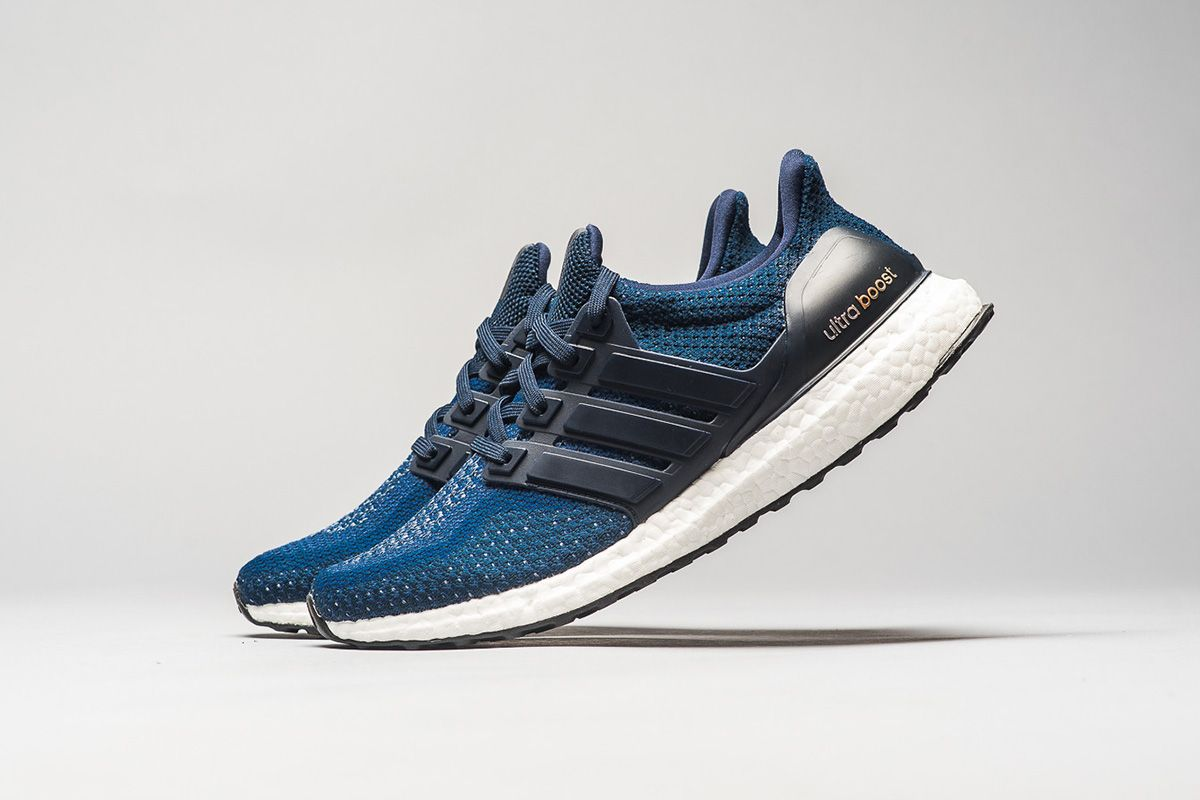 adidas Ultra BOOST Navy Gold is the latest sneaker from adidas. The new Ultra  BOOST comes in