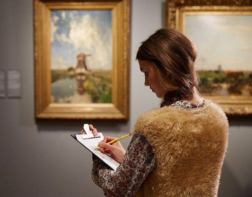 10 Cursos De Arte Gratis En Espanol Arte Arte Online Cuadro De Rembrandt