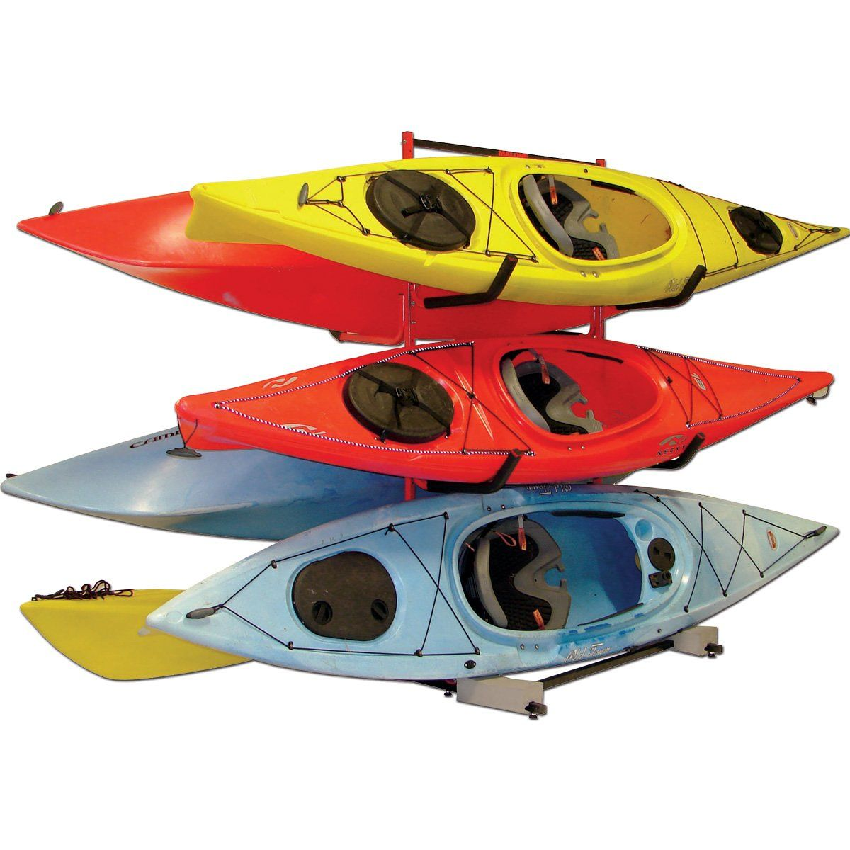 Canoe Storage Malone Auto Racks Fs 6 Kayak Storage Rack System You Can Get Even More Information By Clicking T Kayak Storage Rack Kayak Storage Kayaking