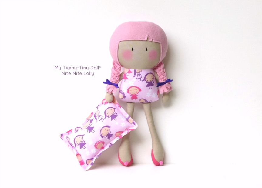 small handmade dolls | Cook You Some Noodles | Page 6