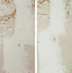 Old wallpaper can be difficult to remove and can even destroy the wall beneath it, but you can easily paint over it and get a new-looking finish.