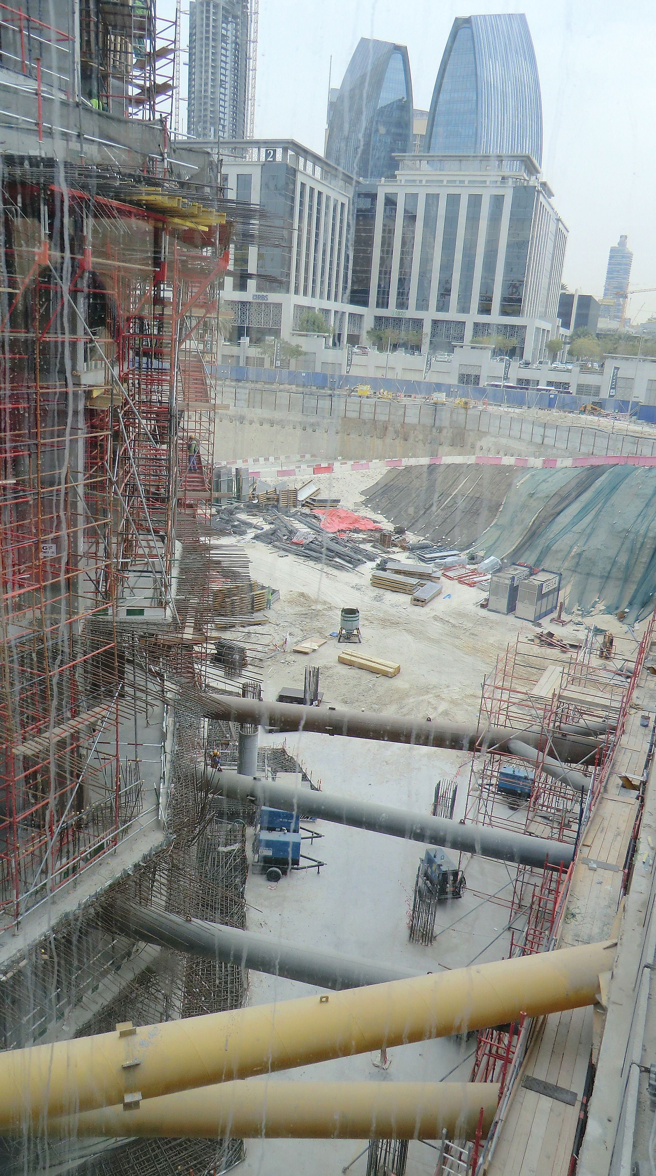 The new phase of Dubai Mall - construction never sleeps! | Our