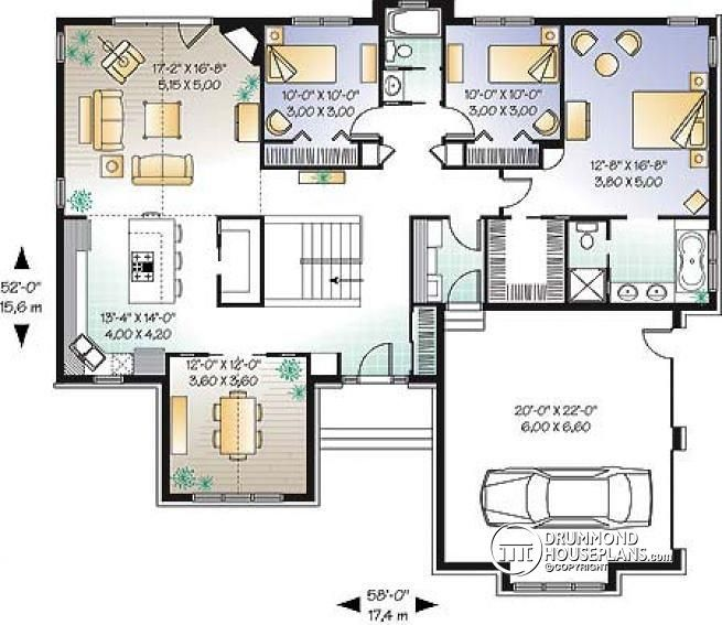 1st Floor Master 2 Car Garage Vaulted Ceiling In Kitchen: 1st Level Mazimized Space, Remarkable Master Suite, 3