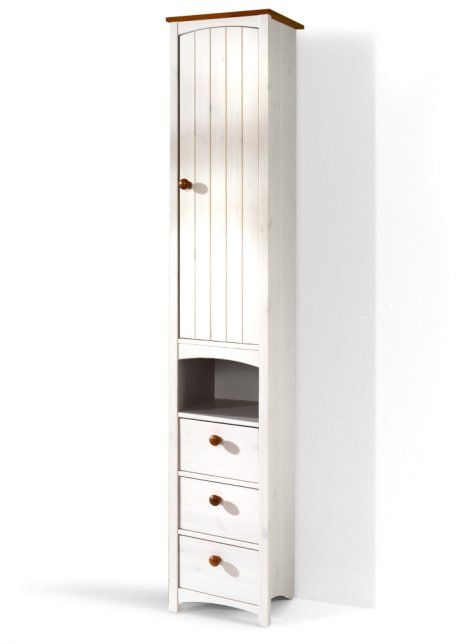skandinavisches lebensgef hl im badezimmer hochschrank paula honey and honey home. Black Bedroom Furniture Sets. Home Design Ideas